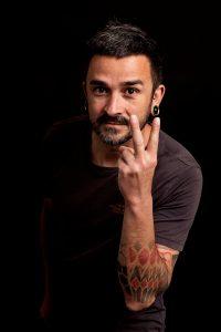 Luca Antonaglia Vis Tattoo