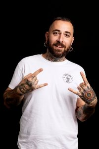 Luca Trapassi Vis Tattoo