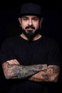 Dimitri Vaporidis Vis Tattoo