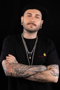 Domenico Acampora Vis Tattoo