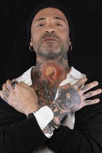 Francesco Papa Vis Tattoo