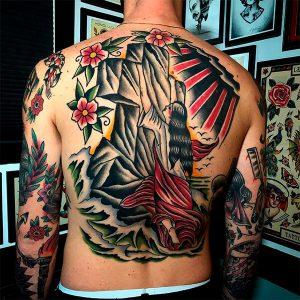samuele briganti vis tattoo