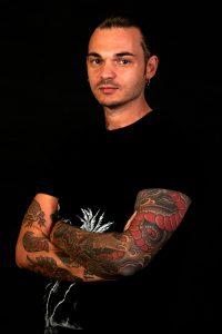 Alessio Ventimiglia Vis Tattoo